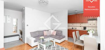2 pokoje/balkon/jaśminowy stok/spokojna okolica