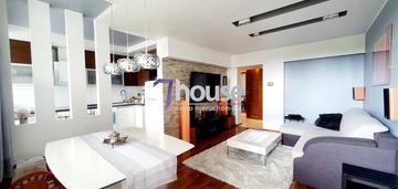 Rewelacyjne umeblowane i wyposażone mieszkanie