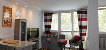 Nowoczesne mieszkanie typu studio