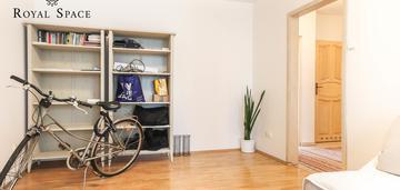 Przestronne mieszkanie na bronowicach