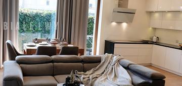 Apartament na kameralnym osiedlu madison, żoliborz