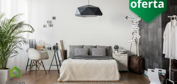 2 pokoje na wyjątkowym osiedlu
