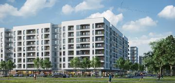 Mieszkanie w inwestycji: Mój Ursus Etap 6A