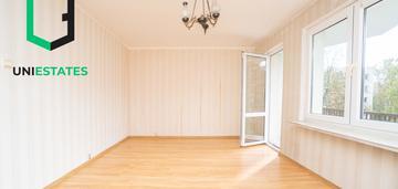 2 pokoje/2 piętro/ do remontu/ prądnik biały/