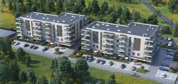 Mieszkanie w inwestycji: Enklawa Pienista