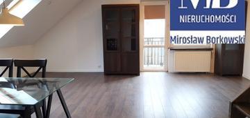 Słoneczne dwupoziomowe mieszkanie (47 m 2)