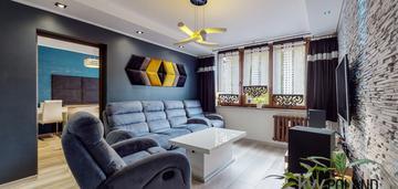 Mieszkanie 3 pokoje, 48m2, po generalnym remoncie