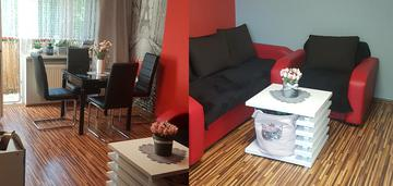 Piękne, w pełni wyposażone, rozkładowe mieszkanie!