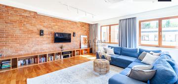 Wyjątkowy 4 pokojowy apartament  na saskiej kępie
