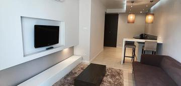 Inwestycyjny apartament w centrum biznesu na woli