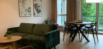 Komfortowy apartament, 2 pok. na morenie