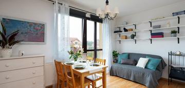 Przytulne mieszkanie z poddaszem na bronowicach!