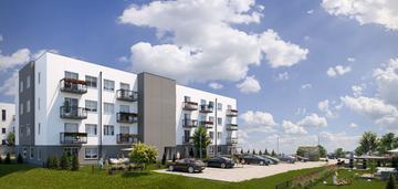 Mieszkanie w inwestycji: Osiedle Kociewskie