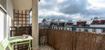 Przytulne mieszkanie z balkonem strzeszyn