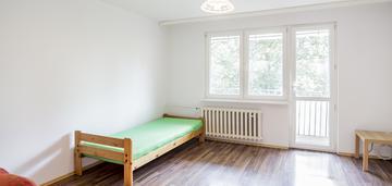2-pokojowe mieszkanie, balkon, wynajem