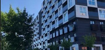 Fabryczna/2 kawalerki /39.4m2/2 balkony