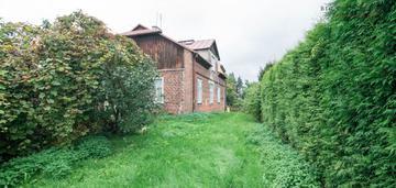 Mieszkanie w klimatycznym domu do remontu