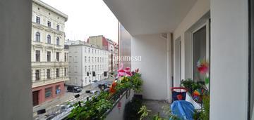 Rynek | 42,73 m2| duży balkon| m.miejskie| piwnica
