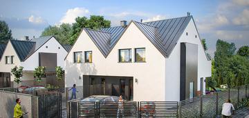 Dom w inwestycji: Twins Garden - Domy Czajewskiego