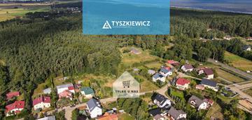 Działka usługowo-mieszkaniowa - gdańsk sobieszewo