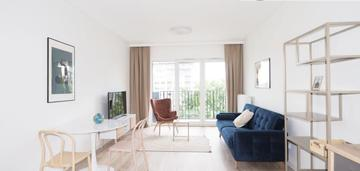 2-pok. 48 m2, 4 piętro, narutowicza-residence 2,