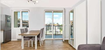 Mieszkanie w nowym bloku na złotej podkowie