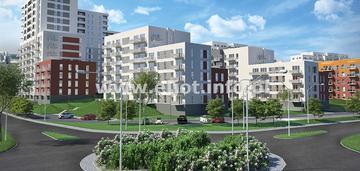 Nowe apartamenty na oś dębowe tarasy