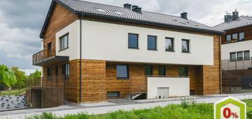 Komfortowy apartament z ogródkiem- bronowice