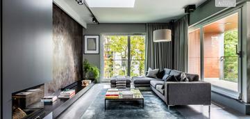 Unikatowy apartament na warszawskich bielanach