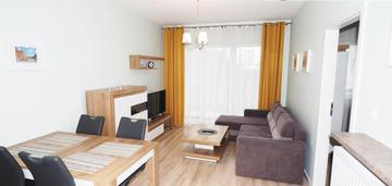 2-pok. 42 m2, 3 piętro, narutowicza-residence