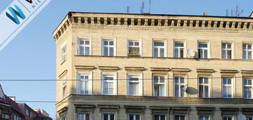 2 pokojowe mieszkanie na przedmieściu oławskim