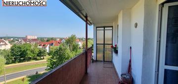 Tychy os l 2 pokoje z bardzo dużym balkonem