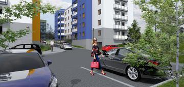 Mieszkanie w inwestycji: Osiedle 4 Pory Roku Zima