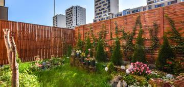 Czyżyny, orlińskiego, ogród, 2 pokoje