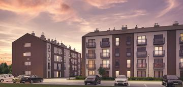 Mieszkanie w inwestycji: Apartamenty nad Wartą