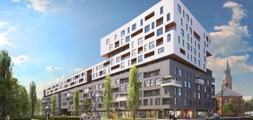 Mieszkanie w inwestycji: Krowodrza Park