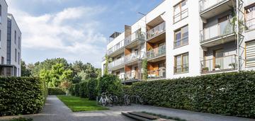 Apartament z 3 balkonami! nadmorski dwór 4 pokoje