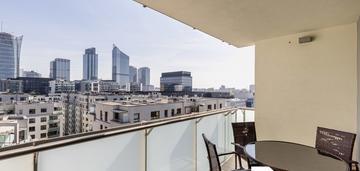 Szykowny apartament z czarującym widokiem