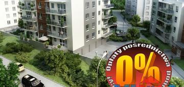 Atrakcyjne mieszkanie 2 pok. na pięknym osiedlu!