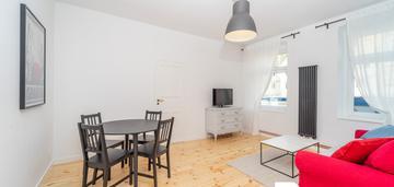 Klimatyczne mieszkanie w centrum gdańska