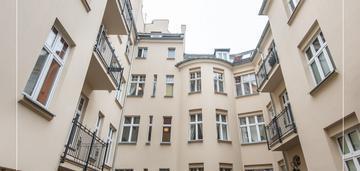 Duże inwestycyjne mieszkanie w samym sercu jeżyc