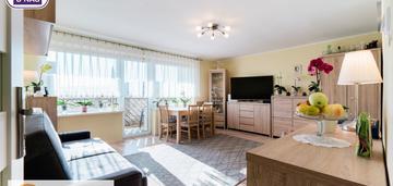 Mieszkanie 3 pokoje z ładnym układem - wrzeszcz