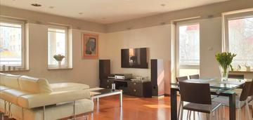 3 pokojowe apartament  z 29 metrowym tarasem