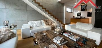 Luksusowy apartament 176 m2 z widokiem na las
