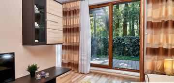 2-pokojowe mieszkanie z dużym tarasem - pilczyce