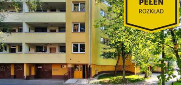 4 pokoje, pełen rozkład, duży balkon - kuźniki