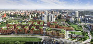 Mieszkanie w inwestycji: DOKI