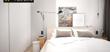 Nowe 2 pokoje 37m do własnej aranżacji gdańsk