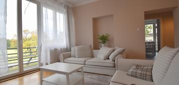 Apartament przy błoniach|61m2|2 pok. + kuchnia|eng