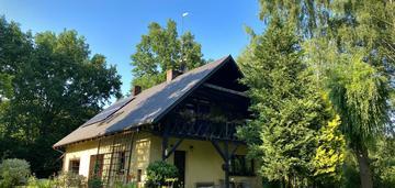 Wspaniały dom nad jeziorem